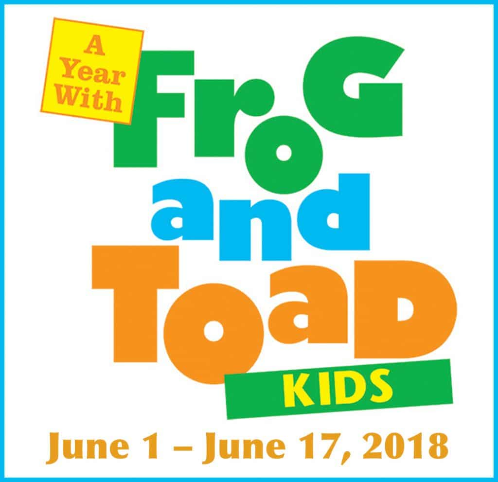 Frog and Toad Kids at Fountain Hills Theater, Arizona