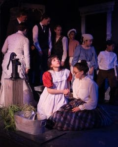 The Miracle Worker, by William Gibson. At Fountain Hills Theater