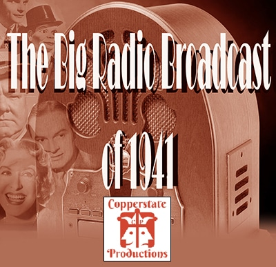 The Big Radio Broadcast of 1941 by Peter J. Hill