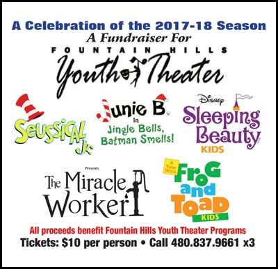 Fountain Hills Theater Youth Fundraiser