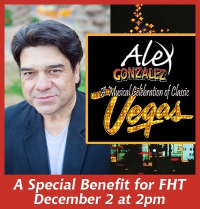 Alex Gonzalez at Fountain Hills Theater Special Benefit Vegas Show