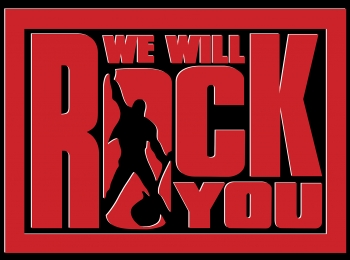 "The Cast of ""We Will Rock You"""